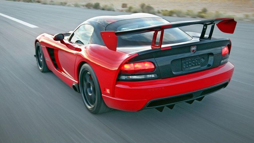 Dodge Introduces Viper SRT10 ACR Street-Legal Track Car