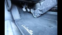Acceleratore Fiat - dettagli pedale