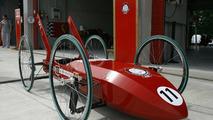 2008 Scuderia Ferrari Soap Box Started at Imola