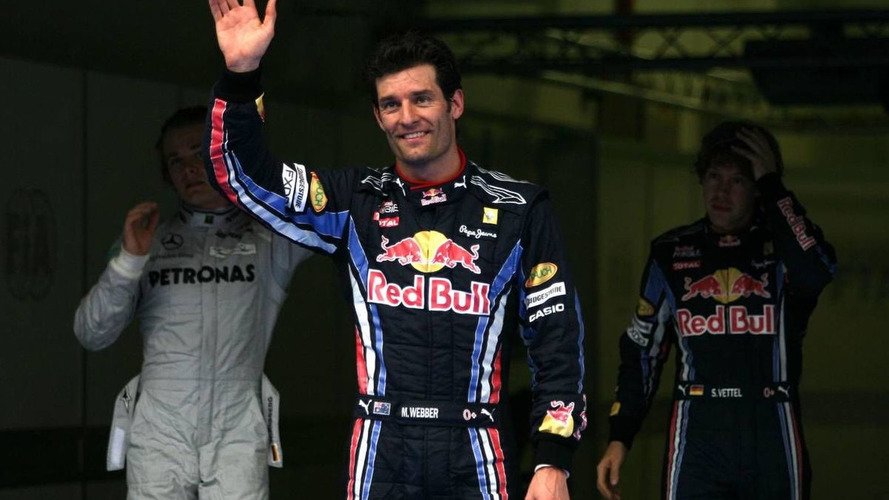 Webber hints he might change F1 teams