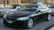 BMW Alpina B7 Undisguised Spy Photo