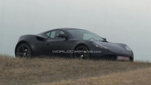 Artega GT spy photo