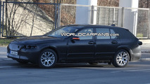 2011 BMW 5 Series Touring Spy Photo