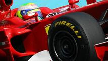Felipe Massa (BRA), Scuderia Ferrari - Formula 1 Testing, Pirelli tyre test, 19.11.2010 Abu Dhabi