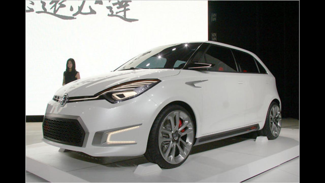 MG Zero