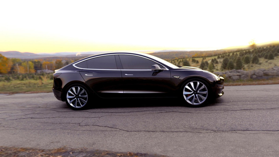 Model 3 Zippier Than Tesla States, Does 0 To 60 MPH In 4.8 Seconds