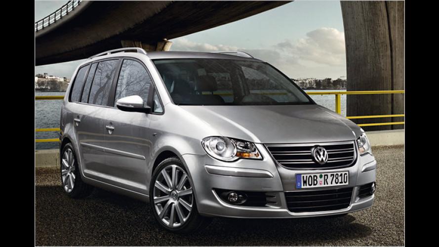 VW Touran R-Line Edition: Gut ausgestattetes Sondermodell