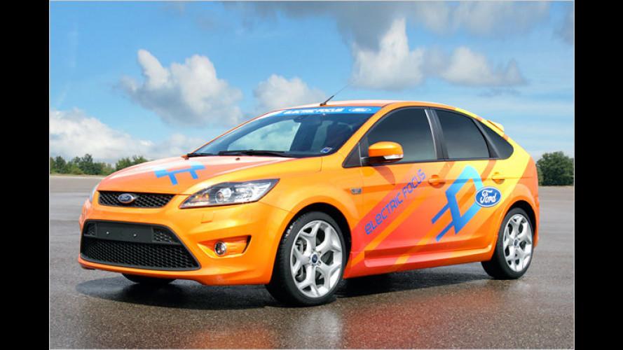 Sportler unter Strom: Ford Focus ST BEV