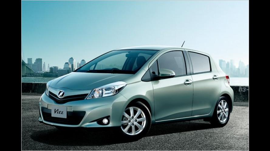 Toyota Yaris: Neue Generation deutlich größer und kantiger