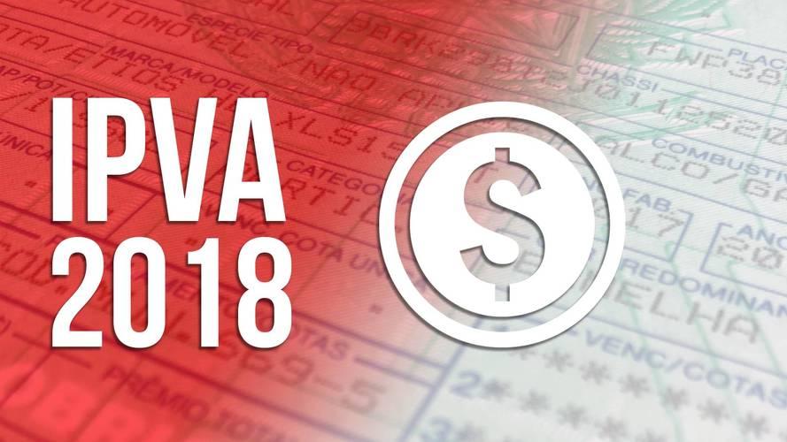 IPVA e DPVAT 2018 - Veja o quanto você vai gastar
