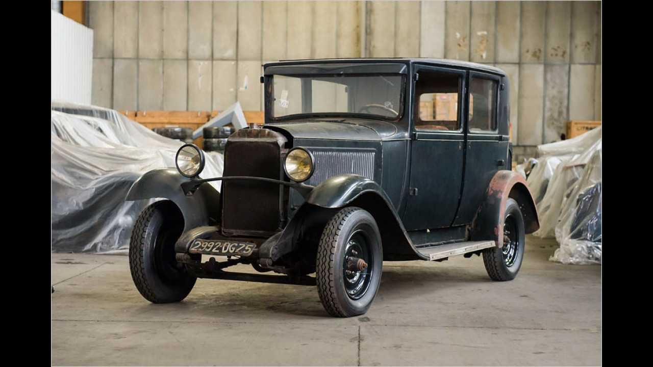 1932 Citroën C4 Berline