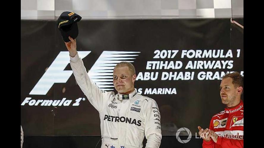 Formel 1 2017 in Abu Dhabi