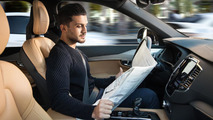Volvo developing autonomous driving for cruising, not urban areas