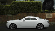 Rolls-Royce Wraith - History of Rugby