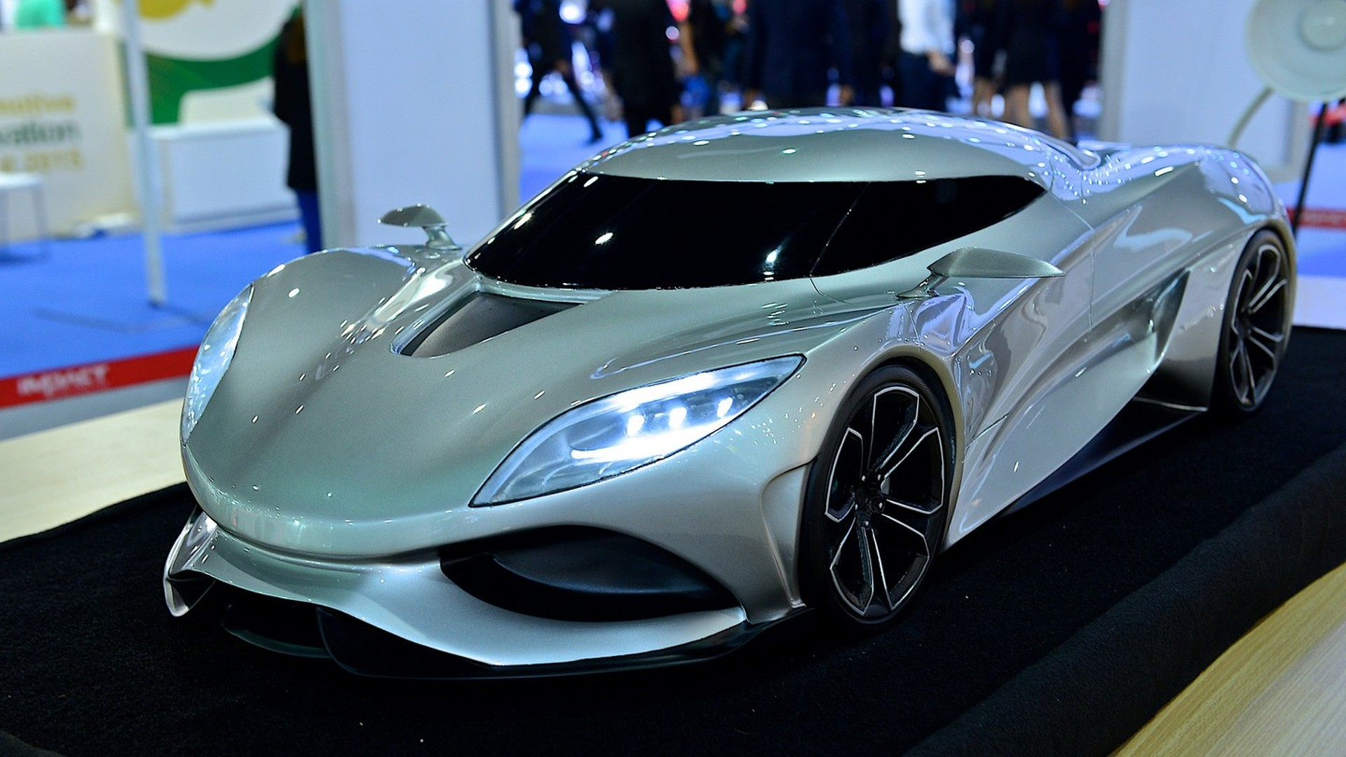 Koenigsegg Utagera concept designed by 15-year-old on ...