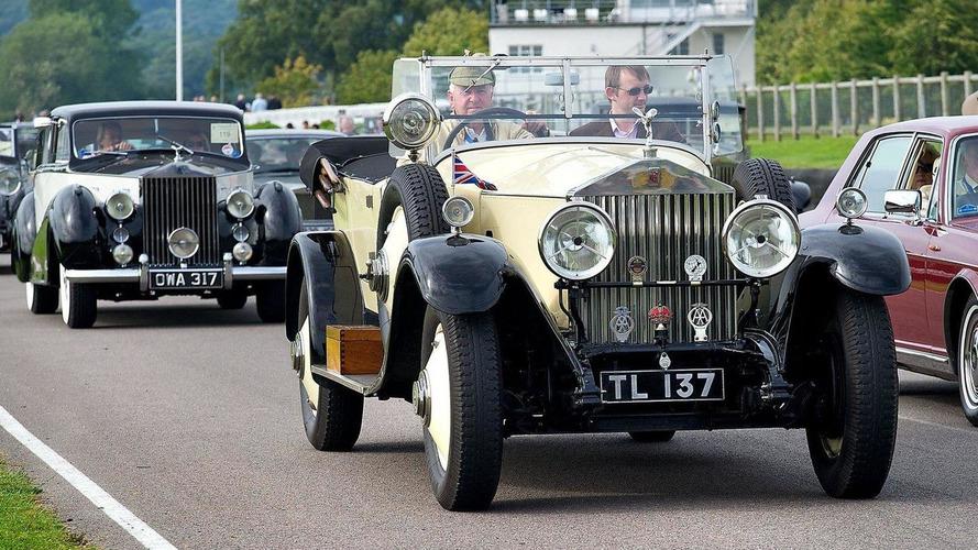 Rolls-Royce celebrates Spirit of Ecstasy centenary