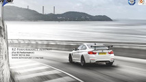 RevoZport adds a nice touch to the BMW M4 Coupe