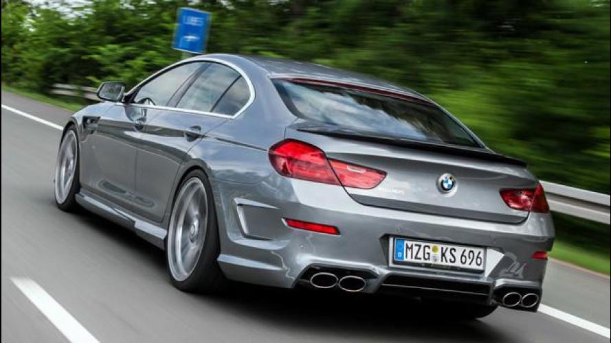 BMW Serie 6 Gran Coupè by Kelleners