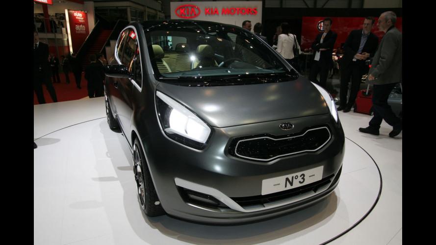 Kia N° 3 Concept Car