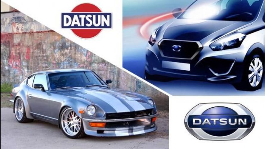 Torna Datsun e punta ai mercati emergenti