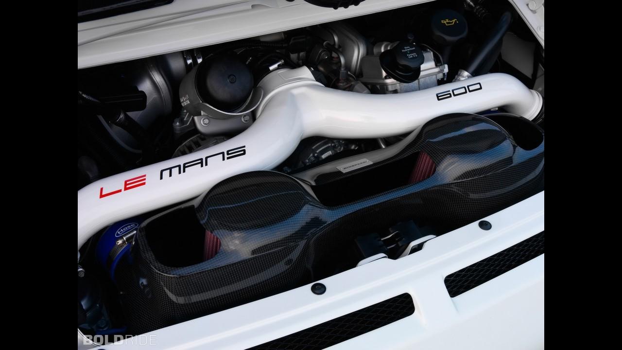 Rinspeed Porsche 997 Turbo Le Mans 600