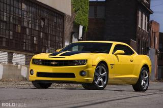 Chevrolet Camaro Transformers Special Edition