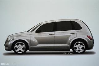 Chrysler GT Cruiser Concept