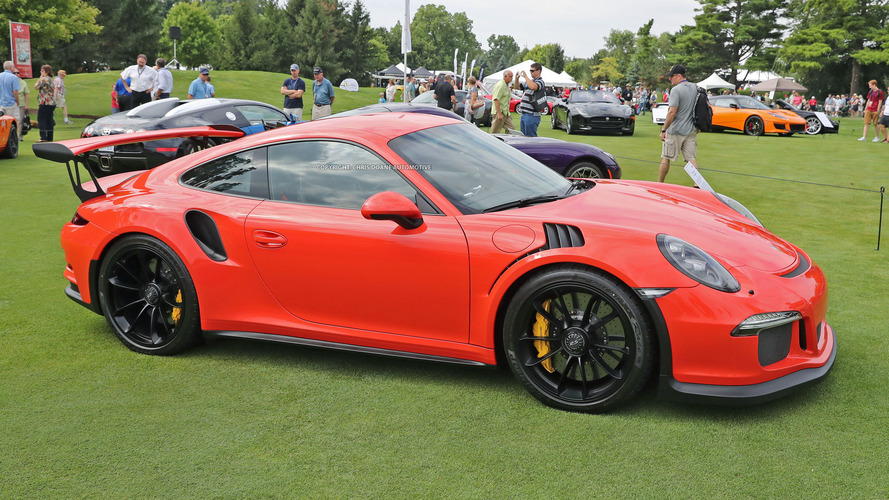 Porsche Specialist Gives 911 GT3 RS A Manual Gearbox