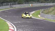 Porsche 911 GT2 RS Nurburgring