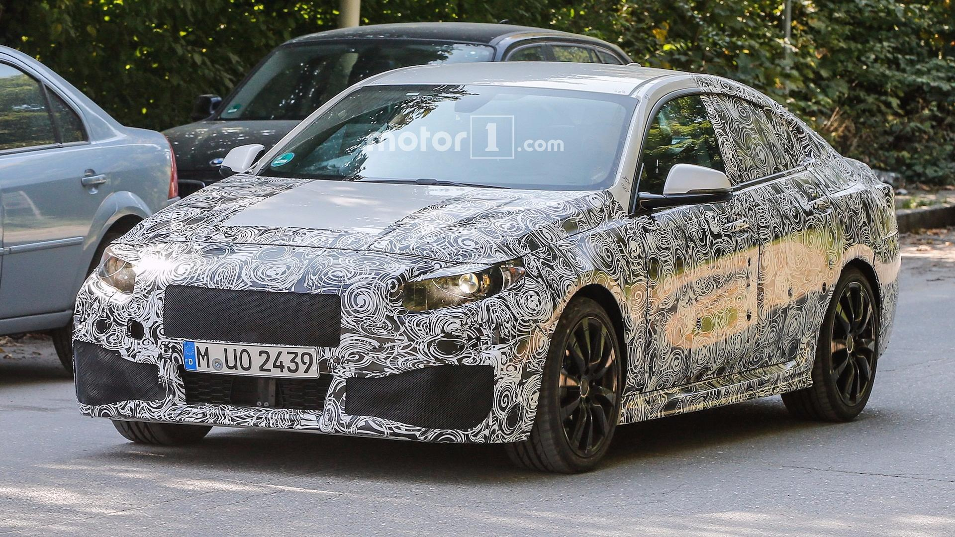 BMW 2 Series Gran Coupe Spied With A Little Less Camo [UPDATE]