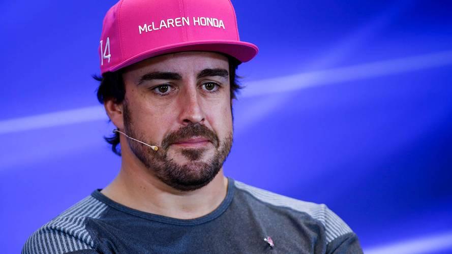 Alonso podría correr en Daytona para preparar Le Mans