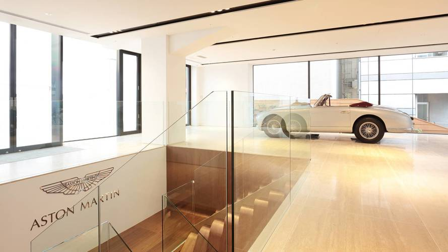 House of Aston Martin Aoyama - Tokyo, Japon