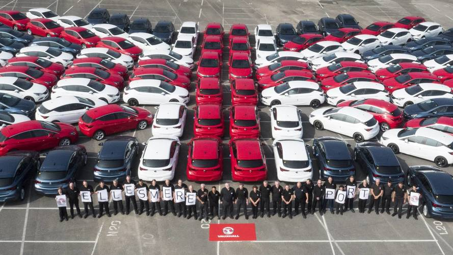 Peugeot's cutting third of jobs at Vauxhall UK plant