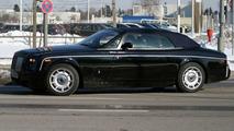 Rols-Royce Cabriolet Spy Photos