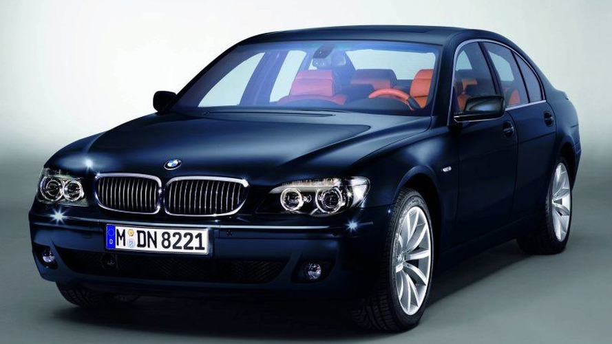 BMW 7 Series Exclusive Edition Revealed