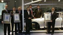 Mercedes S-Class Wins EuroCarBodyAWARD