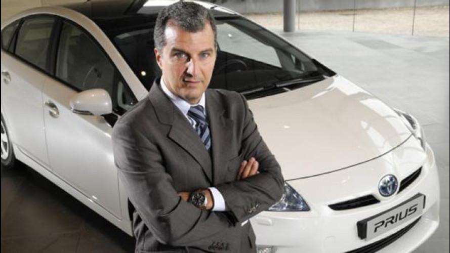 Toyota: verso l'ibrido 100% ma con un po' di