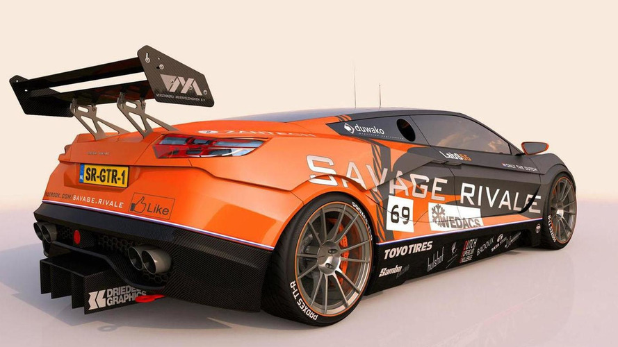 Savage Rivale GTR headed to Top Marques Monaco