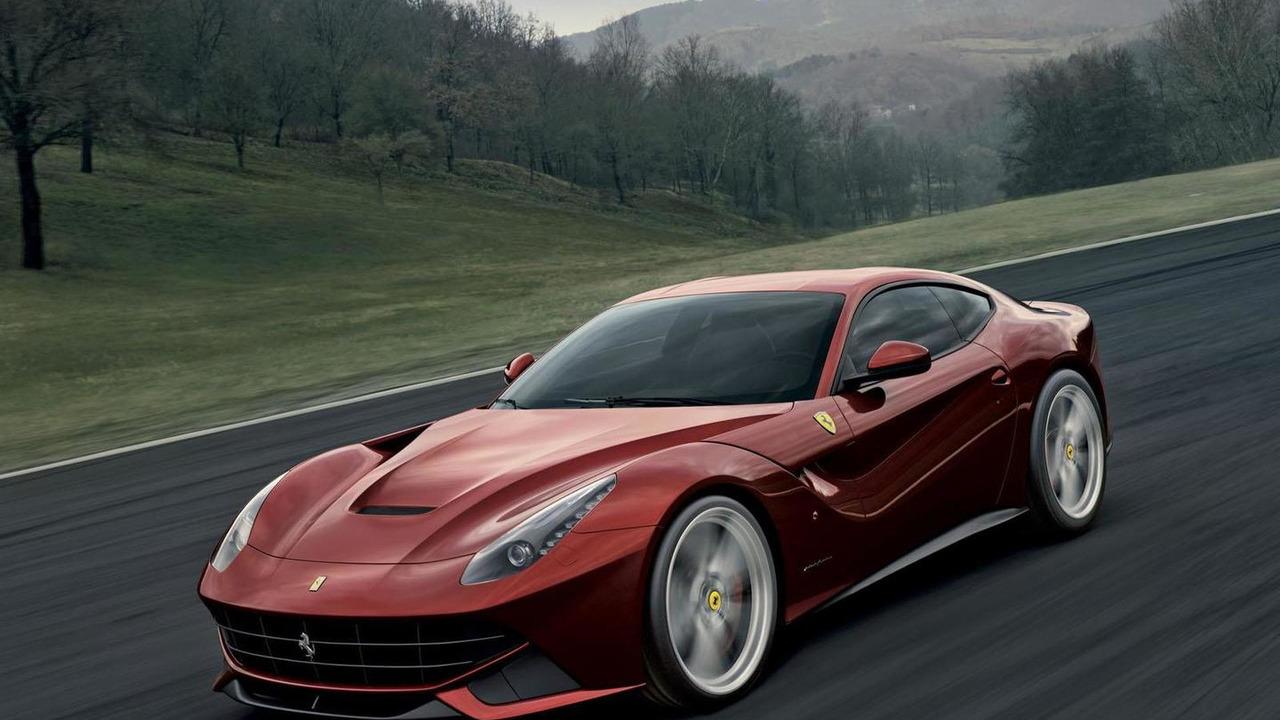 Ferrari F12 Berlinetta 06.3.2012