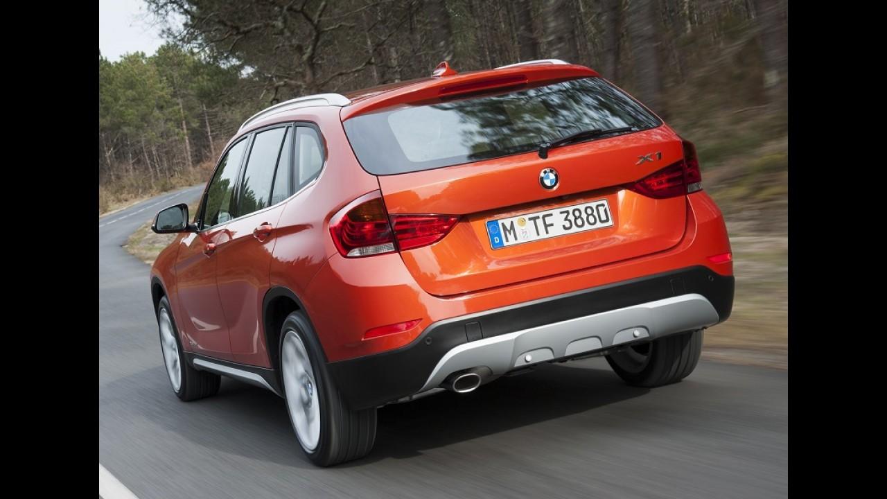 BMW terá SUV com pegada urbana para ficar abaixo do X1 em 2017