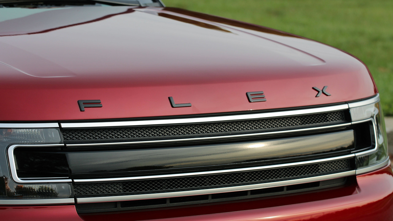 Ford Flex Towing Capacity >> 2016 Ford Flex Review: Minivan for cool dads