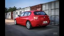 BMW Série 1 começa a ser feito no Brasil com visual antigo e fica mais barato
