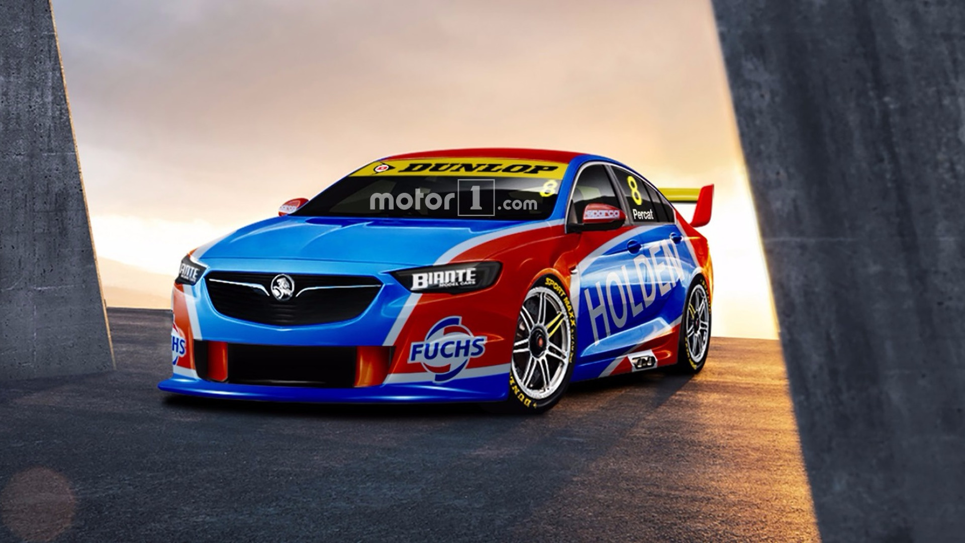 Is this what Holden\'s Supercars racing future looks like?