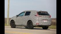Nova geração do Honda CR-V será feita sobre a base do Civic - projeção