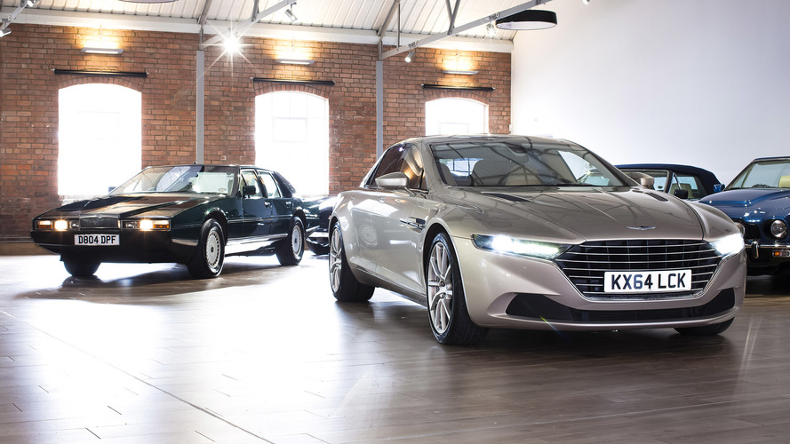 Aston Martin Announces Two Lagonda Models Will Be Out By 2023