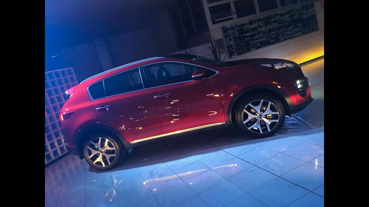 Kia lança novo Sportage no Brasil por R$ 109.990 - veja versões e itens de série