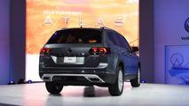 2018 Volkswagen Atlas: Tanıtım Fotoğrafları