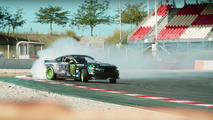 Vaughn Gittin JR drift