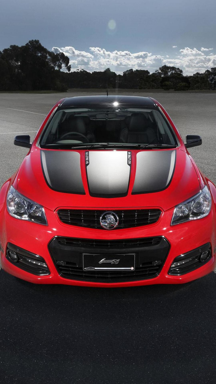 Holden Commodore SS V Craig Lowndes Special Edition