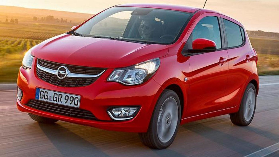 This is the Opel Karl